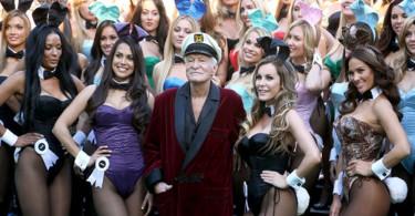 一生風流閱女無數,Playboy創辦人Hugh Hefner離世。