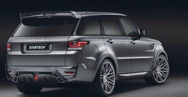 【皇家的享受】Range Rover – Refinement登場!