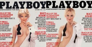 【風韻猶存】復刻美女-7位經典兔女郎重現當年《Playboy》封面