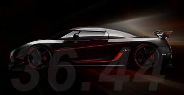 【沒有最快只有更快】Koenigsegg's Agera RS 打破 Bugatti Chiron 保持的世界紀錄