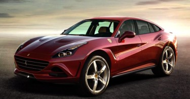 【電動為上】法拉利將推出首部SUV ,暫名 「F16X」