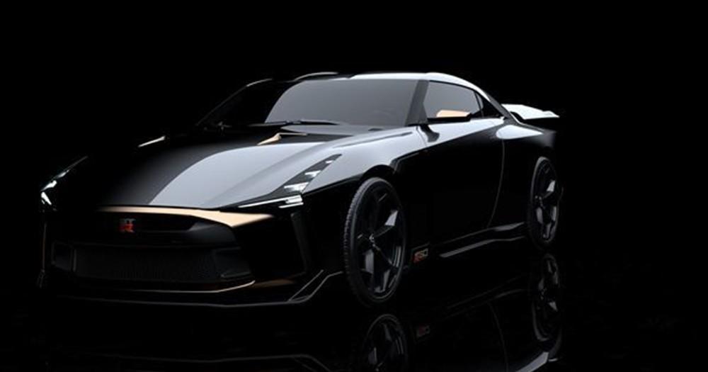 【日產車迷必睇】GT-R50,將於下月「現真身」