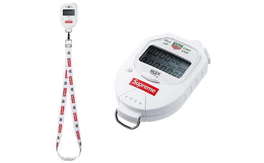 【聯名不停】Supreme合作的鐘錶品牌原來不是Rolex!