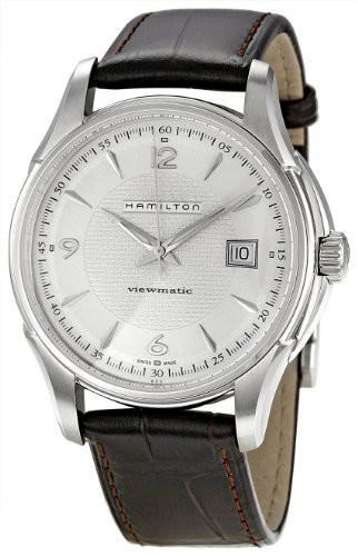 Hamilton-Mens-H32515555-Jazzmaster-Silver-Dial-Watch-0
